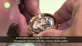 Girard-Perregaux 1966 Column-Wheel Chronograph