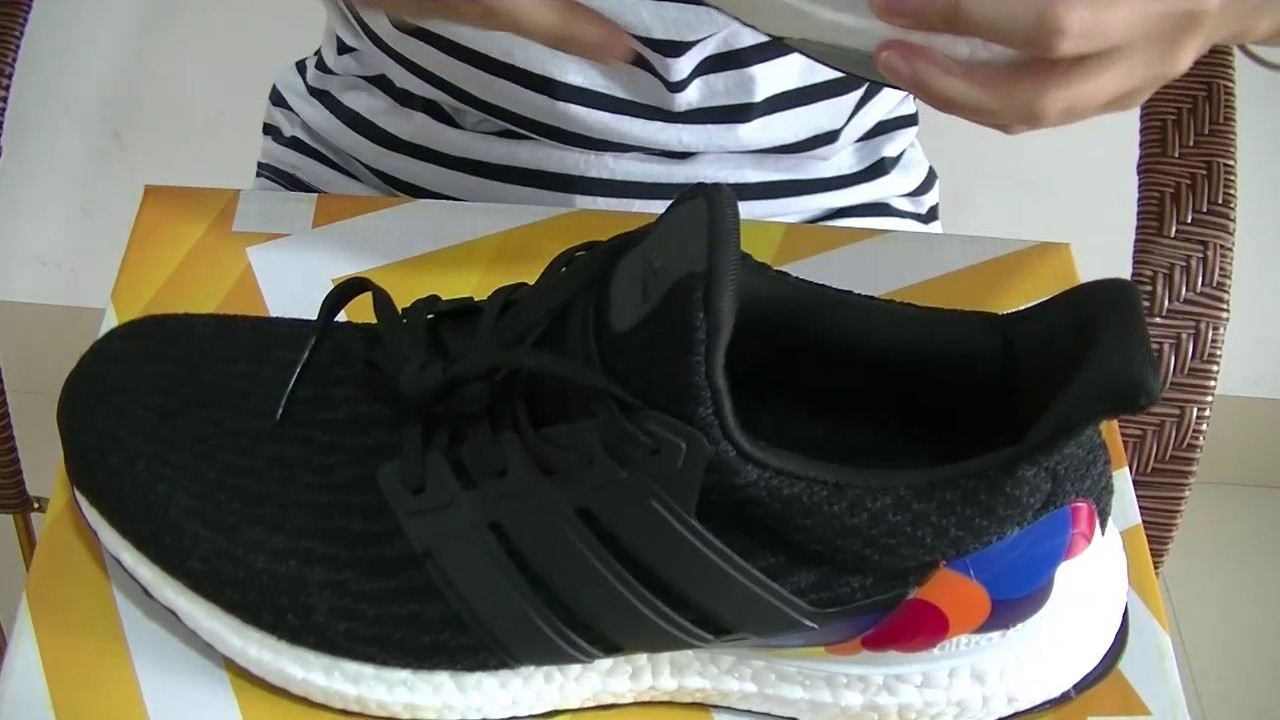 newest 9311c 85a9d First LookLGBT Adidas Ultra Boost 3.0 Review from sneakeronfire.us
