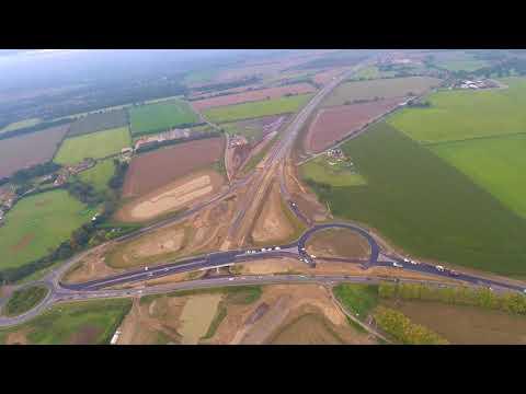 Norwich NDR Progress 20th Sept 2017