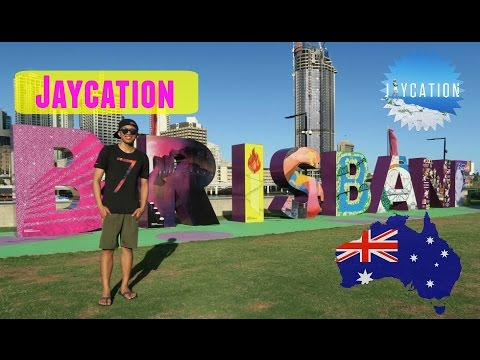 Brisbane City Travel Guide | Things to do in Australia | Jaycation Vlog