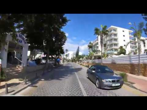 Streets of Cyprus in 4k GoPro Black 7
