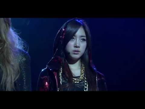 Eunjung T-ara , Baekhee - Dance Show case E.14