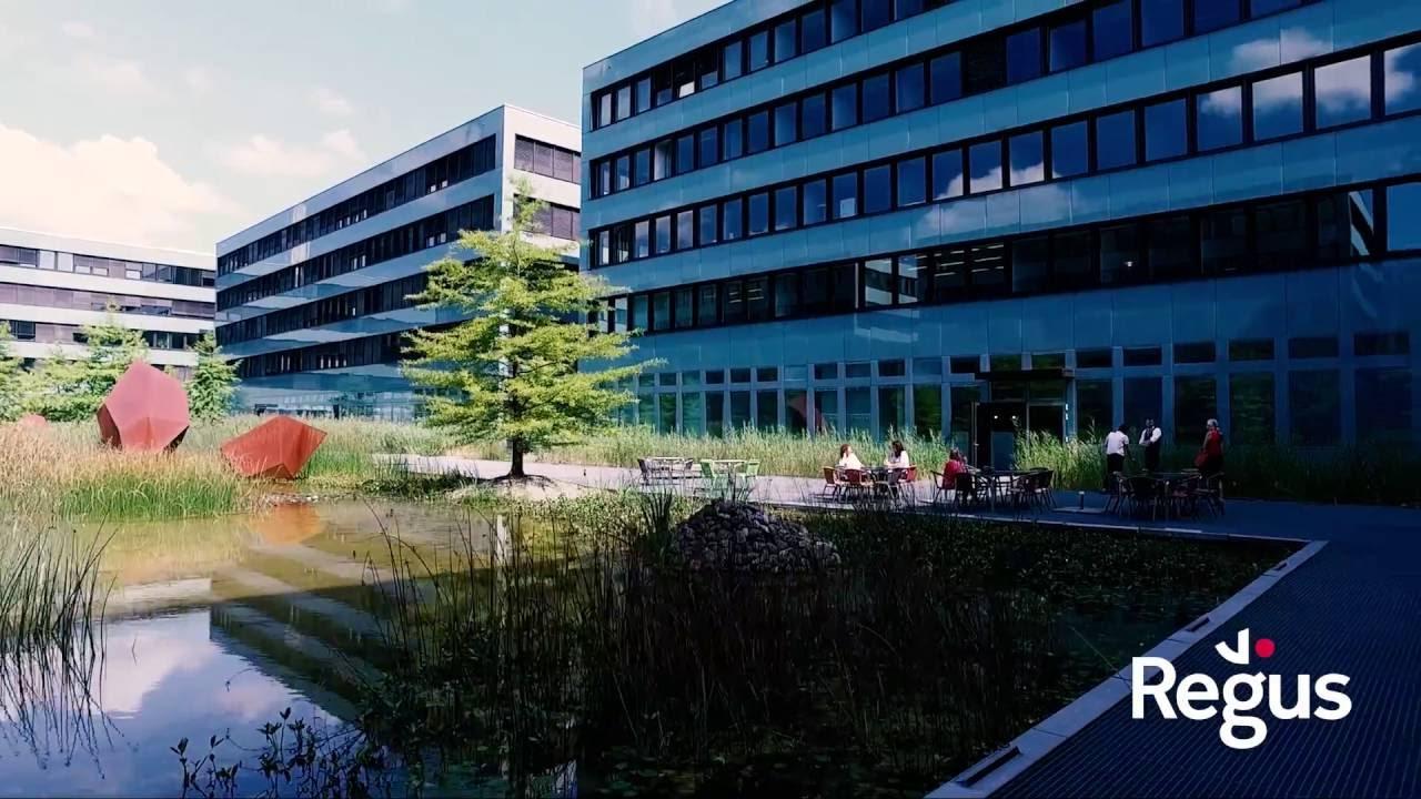 Virtual tour - Regus Zug Dammstrasse business centre