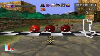 Let's Play Chocobo Racing 10: Hidden Characters and Grand Prix Movies