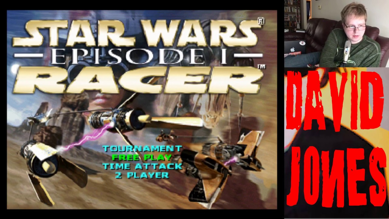 Star wars episode 1 racer n64 rom fr / 3d videos using 3d cinema glasses