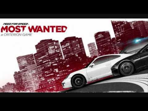NFS Most Wanted Soundtrack - Heavens Basement - I Am Electric (Clean)