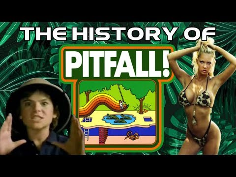The History of Pitfall! – video game documentary