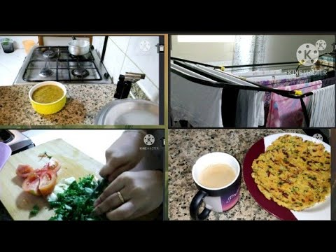 my daily routine in Dubai as a housewife