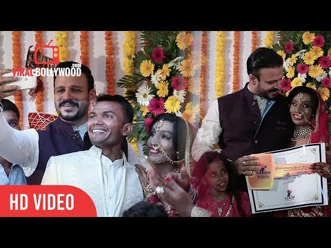 Vivek Oberoi Gifts A House To Acid Attack Survivor Lalita On Her Wedding | Karrm Infrastructure