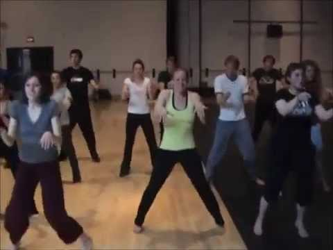 TOO DARN HOT    Class Montage   Musical Theatre Dance    CU Boulder