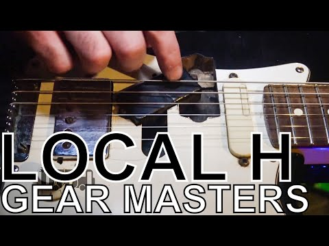 Local H's Scott Lucas - GEAR MASTERS Ep. 248