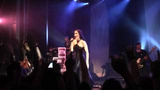 Tarja Turunen - Deep Silent Complete Live In Athens,Greece @ Gagarin 205 10/10/09