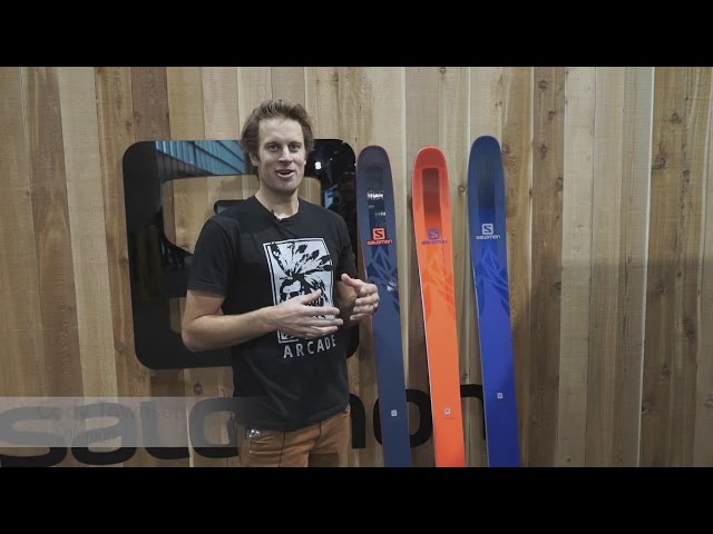 SIA Editors' Picks - Salomon QST - YouTube