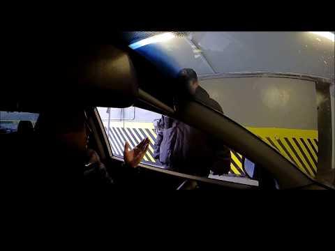 Откройте багажник - Я ОХРАННИК !