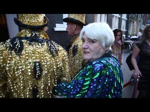 Nelly Frijda viert haar 80ste verjaardag
