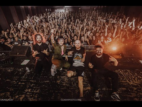 Jinjer @ Club Red 9/13/19 Multicam Whole Show