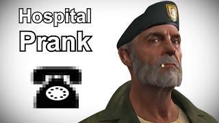 Bill Needs Medical Attention - Left 4 Dead Prank Call