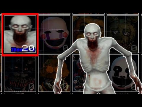 SCP 096 In UCN! SCP - Containment Breach (UCN Mods)