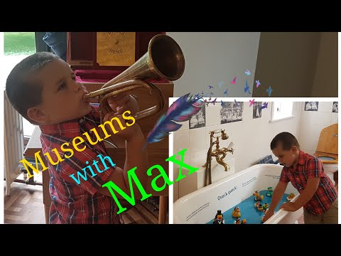 Museums with Max