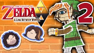 Zelda A Link Between Worlds: Slow Teary Crying - PART 2 - Game Grumps