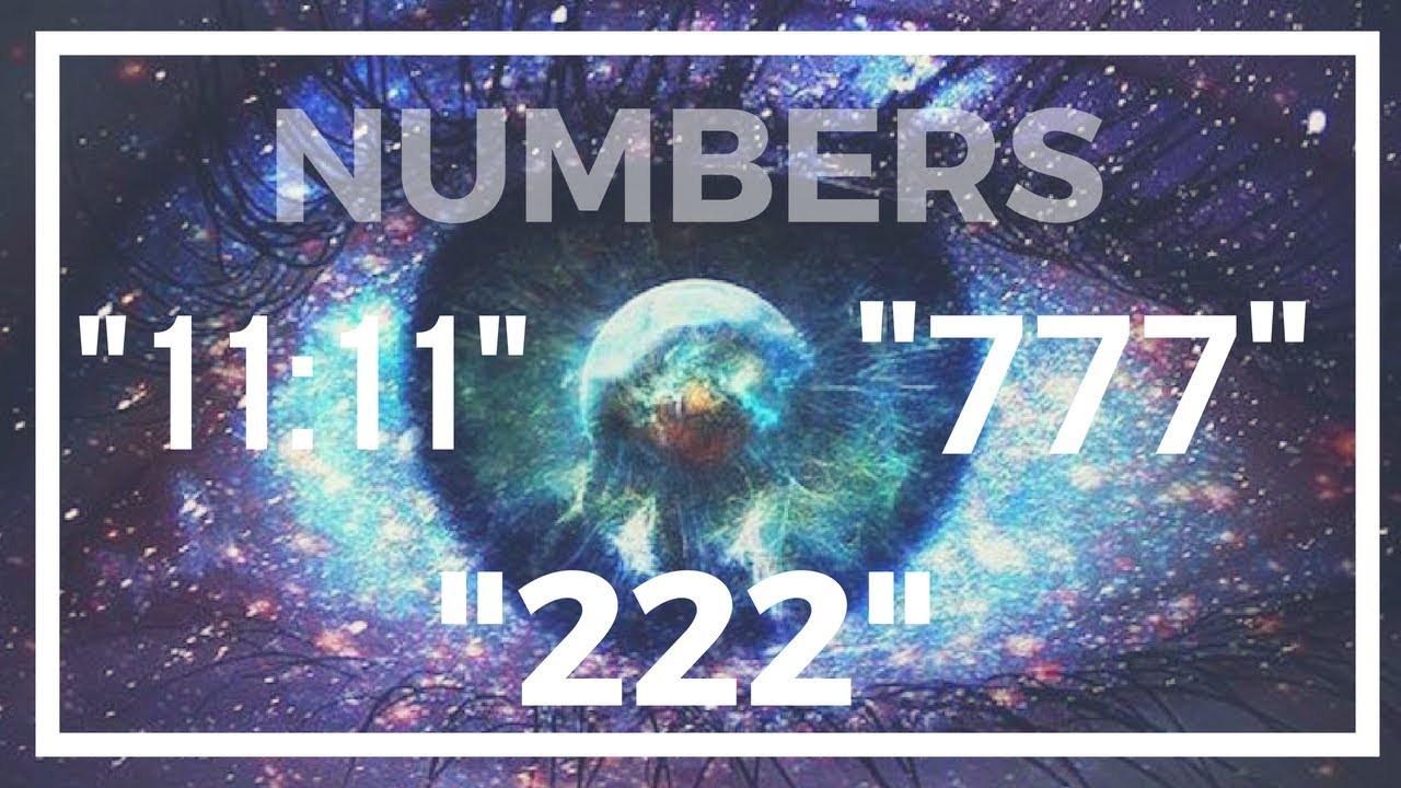 Seeing 11:11, 222, 777? Here's Why    (The Secret Behind Numbers!)