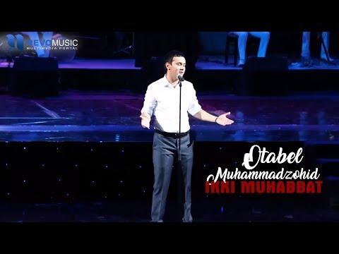 Otabek Muhammadzohid - Ikki muhabbat (Concert Version)