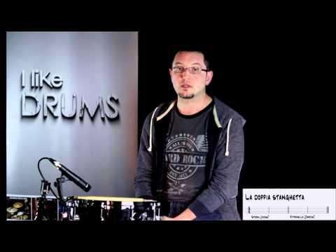 Teoria musicale e lettura ritmica Lez.1 - ilikedrums - Graziana Italo