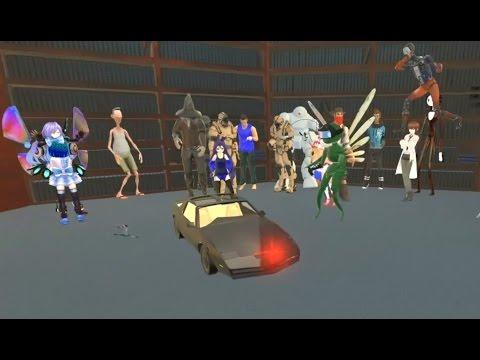 ENDGAME 3: emotions and avatars