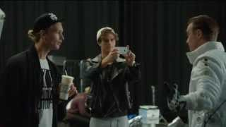 Stargaze ryker ihop med Boy Machine - Boy Machine (TV4)