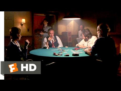 House of Games 211 Movie   Poker Game down 1987 HD