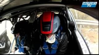 High speed crash Tänak in SS16 - Rally de España WRC 2012