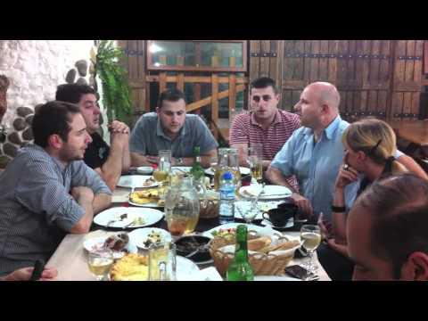 A Georgian Supra (Feast)