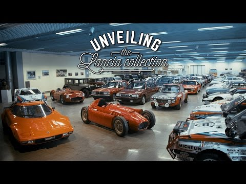 Unveiling the Lancia Collection - FCA Heritage