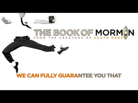 "Book Of Mormon ""Hello!"" Solo Karaoke"