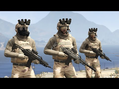 GTA5 Military crew   Closed
