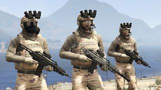 GTA5 Military crew | Infantry Recruitment video