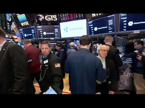 Dow Jones: su peor sesión desde 2016