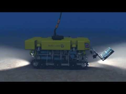Alcatel Lucent - ROV Inspection and Burial