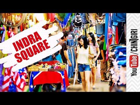 Bangkok Market : INDRA SQUARE : CHEAPEST Indian Market in BANGKOK