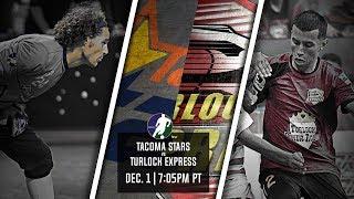 Tacoma Stars vs Turlock Express