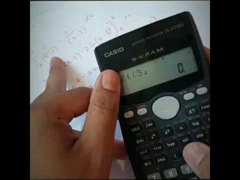 Casio Scientific Calculator FX-570MS- 401 Function.