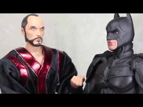 "Superman II Movie Masters General Zod 12"" Action Figure Review"