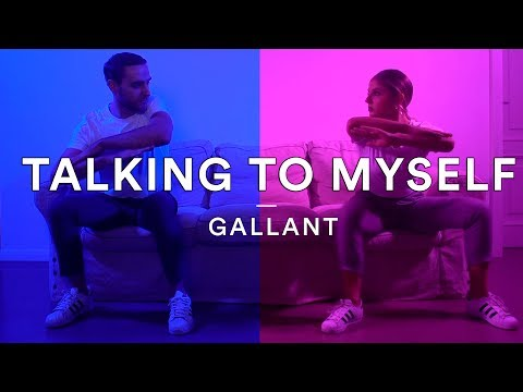 Gallant - Talking To Myself | Vasil Zolumov & Elena Kolarova Choreography | Dance Stories