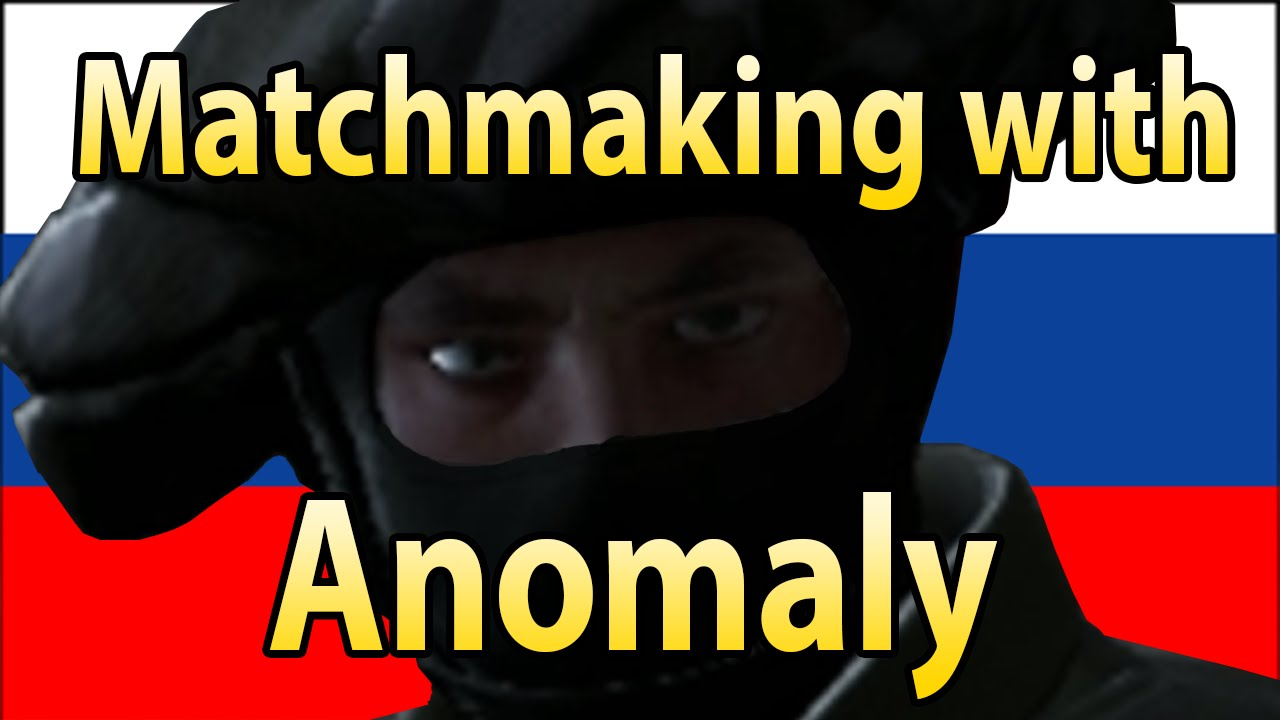 Matchmaking With Anomaly 1 2 Youtube