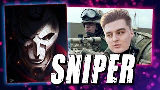 Τρελά snipes με Jhin! - Comp