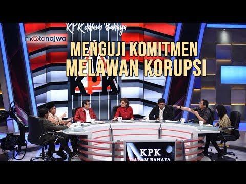 Mata Najwa Part 5 - KPK Dalam Bahaya: Menguji Komitmen Melawan Korupsi