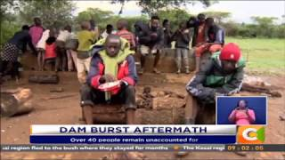 Death toll in the Solai dam burst rises to 46