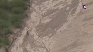 Abandon suite chute Adrien Van Beveren - Mardi 16 Janvier - Dakar