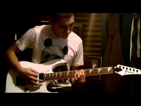 The Devil Wears Prada - Holdfast (Guitar Cover) [HD]