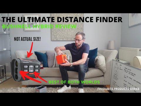 BUSHNELL LASER HYBRID RANGEFINDER GPS REVIEW (2020)